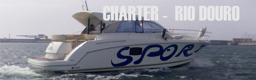 Passeios com e sem Skipper pelo Douro